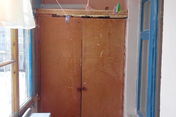 Газовый котёл на балконе в шкафу: южноуралец отказался соблю.